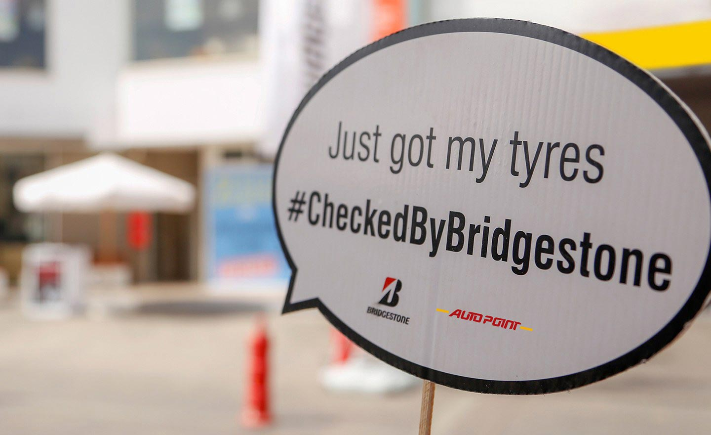 #CheckedbyBridgestone relaunches in Morocco