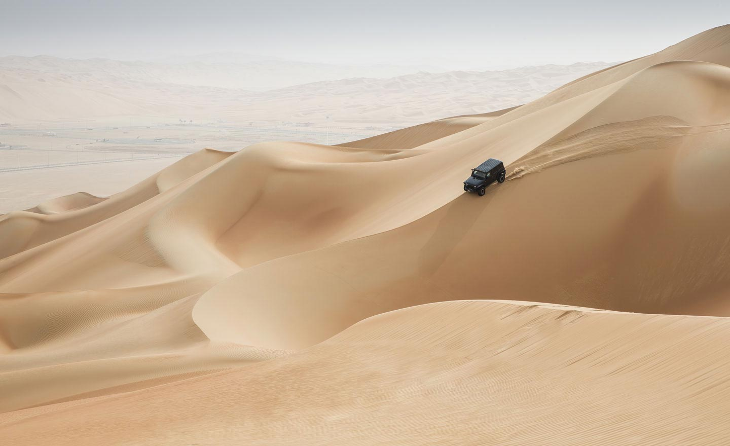 OFF-ROAD DRIVING TIPS FOR A 4X4 DESERT ADVENTURE